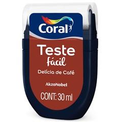 Teste Fácil Delícia de Café 30ml - Coral