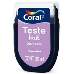 Teste Fácil Dignidade 30ml - Coral