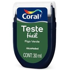 Teste Fácil Figo Verde 30ml - Coral