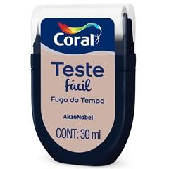 Teste Fácil Fuga do Tempo 30ml - Coral