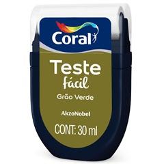 Teste Fácil Grão Verde 30ml - Coral