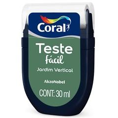 Teste Fácil Jardim Vertical 30ml - Coral