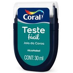 Teste Fácil Joia da Coroa 30ml - Coral