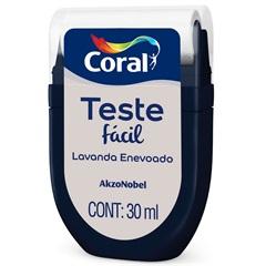 Teste Fácil Lavanda Enevoado 30ml - Coral