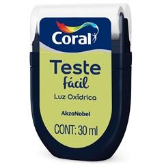 Teste Fácil Luz Oxídrica 30ml - Coral