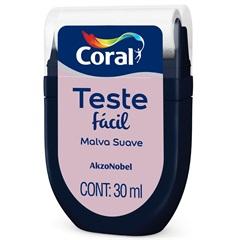 Teste Fácil Malva Suave 30ml - Coral
