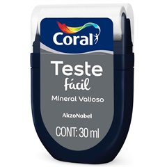 Teste Fácil Mineral Valioso 30ml - Coral