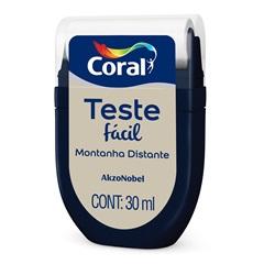 Teste Fácil Montanha Distante 30ml - Coral