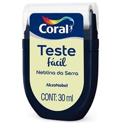 Teste Fácil Neblina da Serra 30ml - Coral