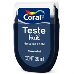 Teste Fácil Noite de Festa 30ml - Coral