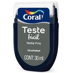 Teste Fácil Noite Fria 30ml - Coral