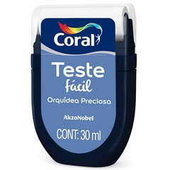 Teste Fácil Orquídea Preciosa 30ml - Coral