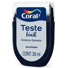 Teste Fácil Outono Gelado 30ml - Coral