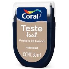 Teste Fácil Passeio de Canoa 30ml - Coral