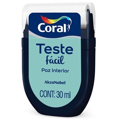 Teste Fácil Paz Interior 30ml - Coral