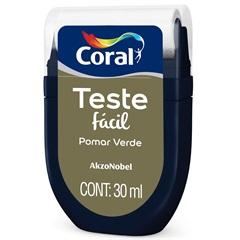 Teste Fácil Pomar Verde 30ml - Coral