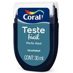 Teste Fácil Porto Azul 30ml - Coral