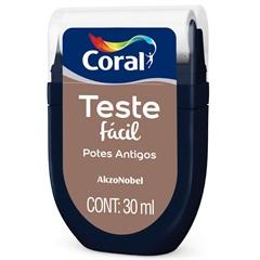 Teste Fácil Potes Antigos 30ml - Coral