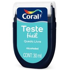 Teste Fácil Queda Livre 30ml - Coral