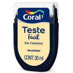 Teste Fácil Sol Celestial 30ml - Coral