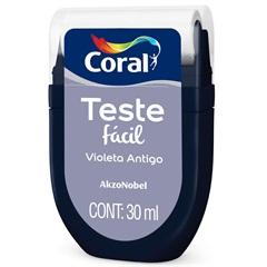 Teste Fácil Violeta Antigo 30ml - Coral