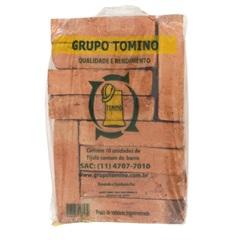 Tijolo Comum Ensacado com 10 Unidades - Grupo Tomino