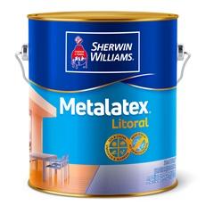 Tinta Acetinada Premium Metalatex Litoral Terracota 3,6 Litros - Sherwin Williams