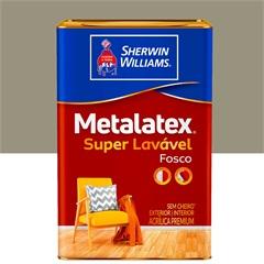 Tinta Acrílica Fosca Premium Metalatex Super Lavável Concreto 18 Litros - Sherwin Williams