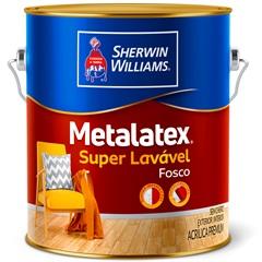 Tinta Acrílica Fosca Premium Metalatex Super Lavável Laranja 3,6 Litros - Sherwin Williams