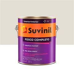 Tinta Acrílica Fosco Completo Gelo 3,6 Litros - Suvinil