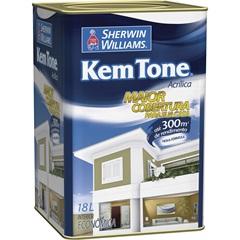 Tinta Acrílica Kem Tone Branco Gelo 18 Litros - Sherwin Williams