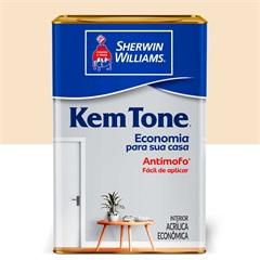 Tinta Acrílica Kem Tone Pérola 18 Litros - Sherwin Williams