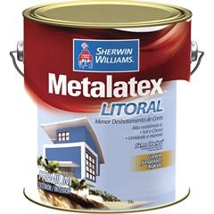 Tinta Acrílica Metalatex Litoral Branca 3,6 Litros - Sherwin Williams