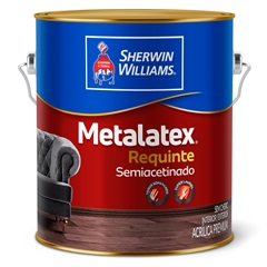 Tinta Acrílica Metalatex Requinte Super Lavável Branca 3,6 Litros - Sherwin Williams