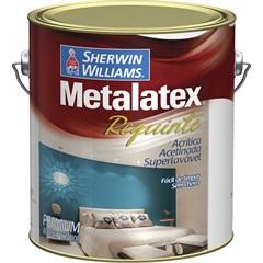 Tinta Acrílica Metalatex Requinte Super Lavável Vanila 3,6 Litros - Sherwin Williams