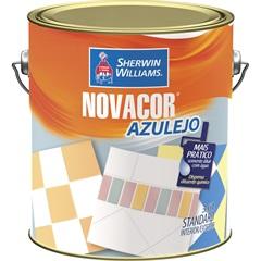 Tinta Acrílica Novacor Azulejo Branco 3,6 Litros - Sherwin Williams