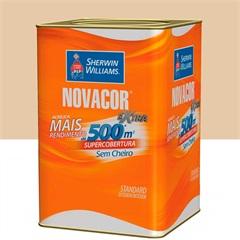 Tinta Acrílica Novacor Extra Standard Fosco Areia 18 Litros - Sherwin Williams