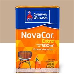 Tinta Acrílica Novacor Extra Standard Fosco Camurça 18 Litros - Sherwin Williams