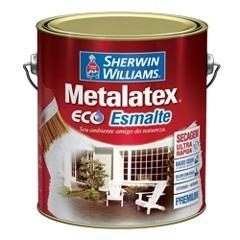 Tinta Eco Esmalte Acetinado Branca 900ml