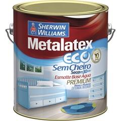 Tinta Eco Esmalte Acetinado Gelo 3,6 Litros - Sherwin Williams