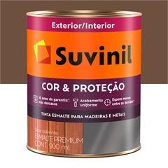 Tinta Esmalte Brilhante Tabaco 900 Ml  Ref. 53381320 - Suvinil