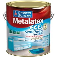 Tinta Esmalte Eco Alto Brilho Branco 900ml - Sherwin Williams
