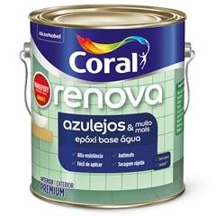 Tinta Esmalte Premium Brilhante Wandepoxy Branca 3,6 Litros - Coral