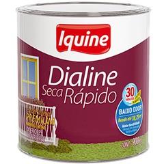 Tinta Esmalte Premium Dialine Seca Rápido Platina 900ml