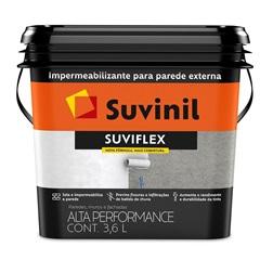 Tinta Impermeabilizante Suviflex 3,6 Litros - Suvinil