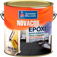 Tinta Novacor Epóxi Azul 3,6 Litros - Sherwin Williams