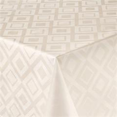 Toalha de Mesa Retangular em Pvc Prática Losangos 1,40x2,10 Metros - Copa & Cia