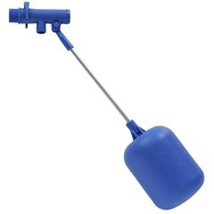 Torneira Boia com Engate Rápido para Caixas D'Água Azul - Blukit