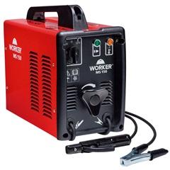 Transformador para Solda Ms150 150a Bivolt Preto E Vermelho - Worker