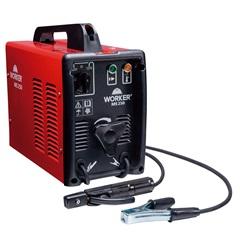 Transformador para Solda Ms250 250a Bivolt Preto E Vermelho - Worker